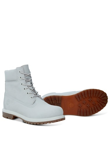 Timberland 6İn Premium Boot | Su Geçirmez Gri
